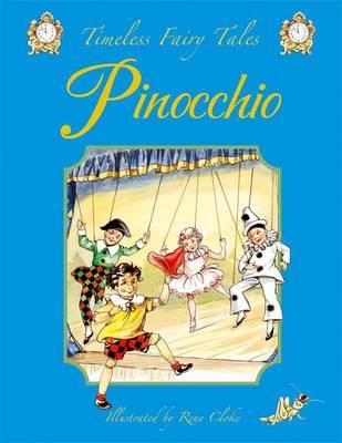 Pinocchio by Rene Cloke