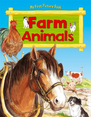 My First Picture Book Farm Animals by Anna Award