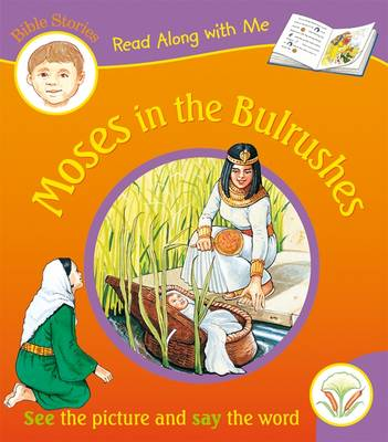 Moses in the Bulrushes by Award Publications Limited