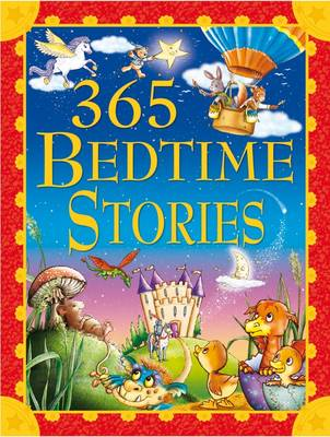 365 Bedtime Stories by Anna Award