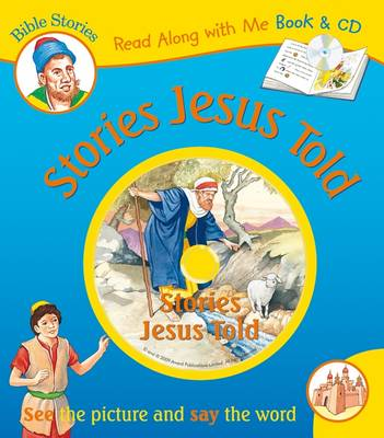 Stories Jesus Told by Anna Award