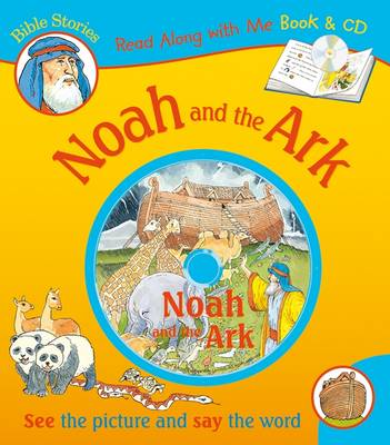 Noah and the Ark by Anna Award