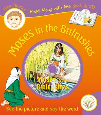Moses in the Bulrushes by Sophie Aldred