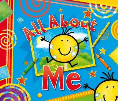 All About Me Record Book and Photo Album with Integral Keepsake Box by Angie Hicks