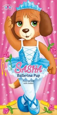 Sasha Ballerina Pup by Sophie Giles