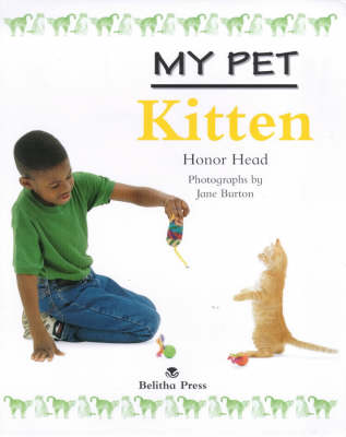 Kitten by Honor Head, Jane Burton