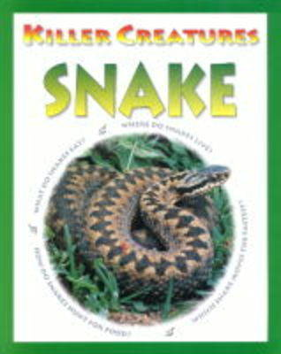 Snake by David Jefferis, Tony Allan