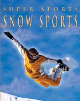 Snow Sports by David Jefferis