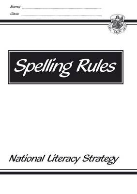 KS1 & KS2 English Spelling Rules by CGP Books