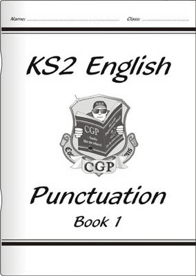 KS2 English Punctuation - Book 1 by CGP Books