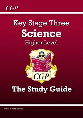 KS3 Science Study Guide (With Online Edition) - Higher by Paddy Gannon