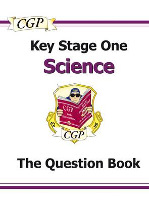KS1 Science Question Book by CGP Books
