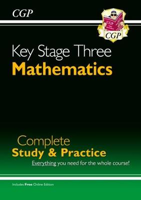KS3 Maths Complete Study & Practice by CGP Books