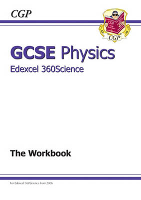 GCSE Physics Edexcel Workbook by Richard Parsons