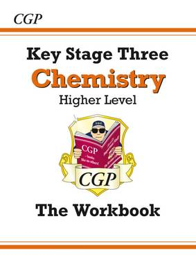 KS3 Chemistry Workbook (With Online Edition) - Higher by CGP Books