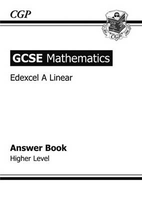 GCSE Maths Edexcel Linear Answers (for Workbook) - Higher by Richard Parsons