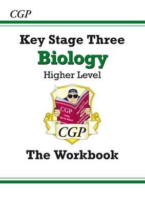 KS3 Biology Workbook - Higher by CGP Books, Paddy Gannon