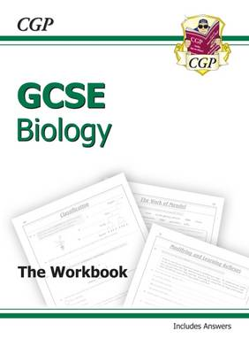 GCSE Biology Workbook (Including Answers) (A*-G Course) by CGP Books