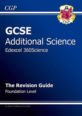 GCSE Additional Science Edexcel Revision Guide - Foundation by Richard Parsons