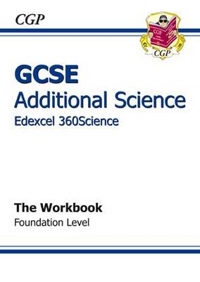 GCSE Additional Science Edexcel Workbook - Foundation by Richard Parsons