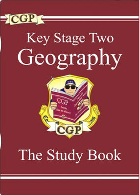 KS2 Geography Study Book by CGP Books