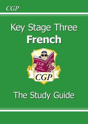 KS3 French Study Guide by CGP Books