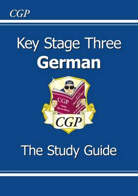 KS3 German Study Guide by CGP Books