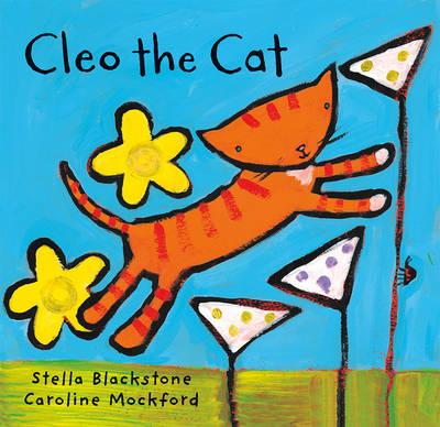 Cleo the Cat by Caroline Mockford