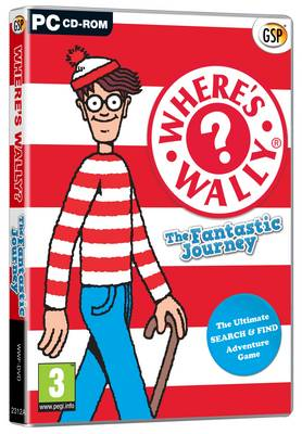 Where's Wally The Fantastic Journey by