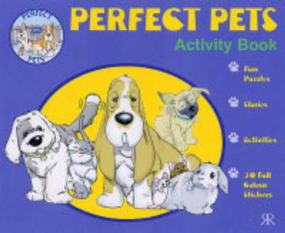 RSPCA Perfect Pets Activity Book by Gordon Volke