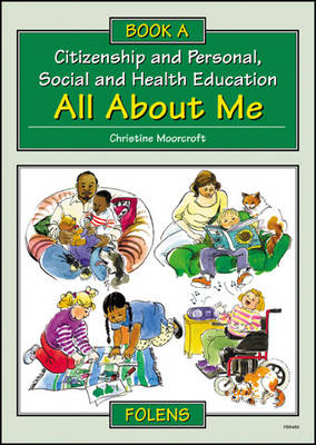 All About Me Big Book AND Teacher's Guide by Jennifer Steele, Kathy Benzinski, Christine Moorcroft
