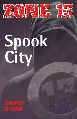 Spook City Set One by David Orme
