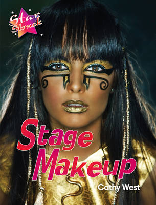 Stage Makeup by Steve Rickard, Anita Loughrey