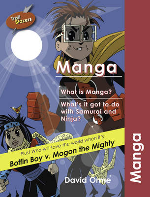 Manga by David Orme