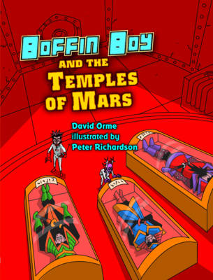 Boffin Boy and the Temples of Mars by