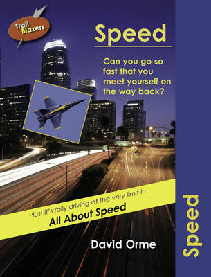 Speed by David Orme
