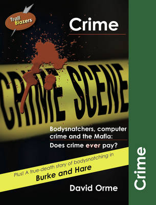 Crime by David Orme