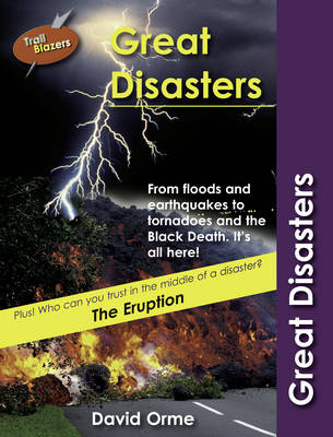 Great Disasters by David Orme