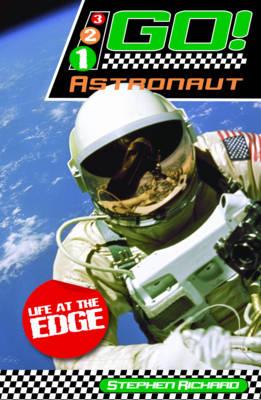 321 Go! Astronaut by Steve Rickard