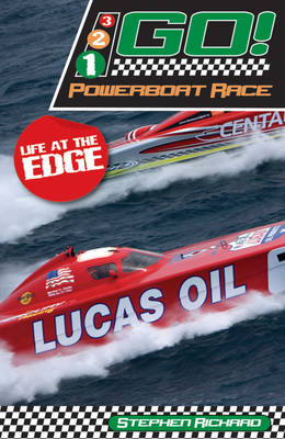 321 Go! Powerboat Race by Steve Rickard