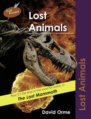 Lost Animals by David Orme