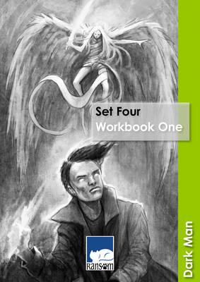 Dark Man Set 4: Workbook 1 by Peter Lancett