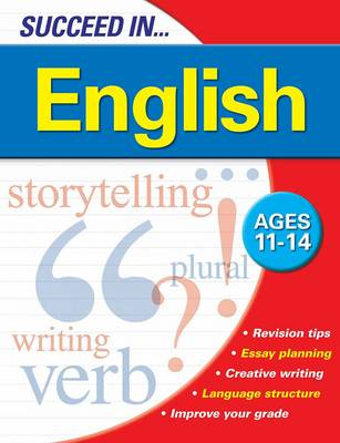 Succeed in English 11-14 Years by Katharine Watson