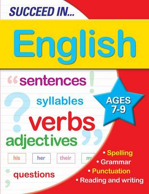 Succeed in English 7-9 Years by