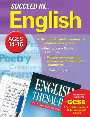 Succeed in English 14-16 Years (GCSE) by