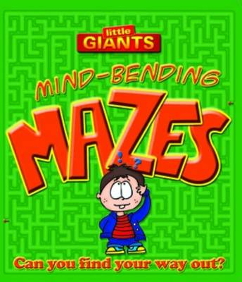 Little Giants Mind-bending Mazes by