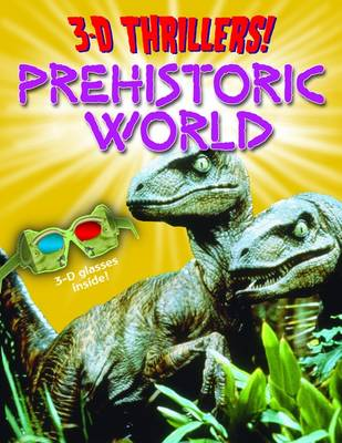 Prehistoric World by Paul Harrison