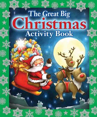 Great Big Christmas Activity Book by