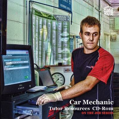 Car Mechanic Tutor Resources by Vicky Duckworth