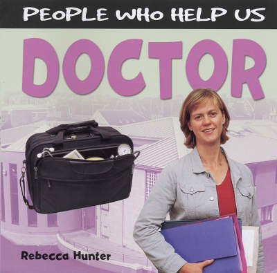 Doctor by Rebecca Hunter, Chris Fairclough